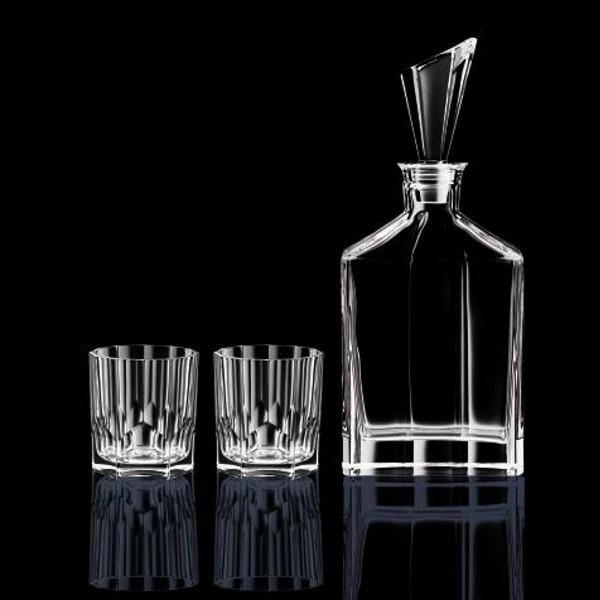 Whiskyset Aspen Nachtmann 3- teilig