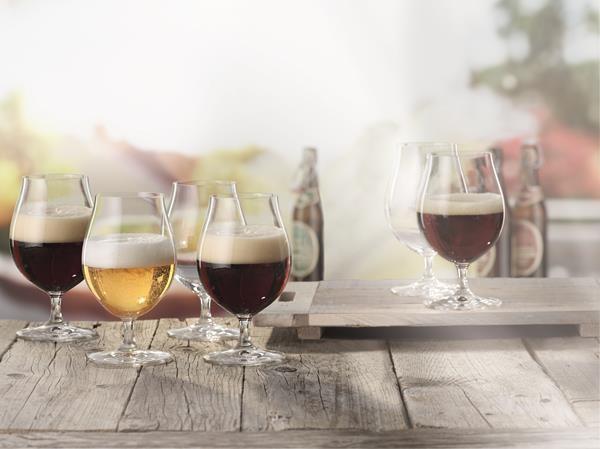 "6 Biergläser - Pilsgläser Spiegelau "" BBQ & Drinks ""-Copy"