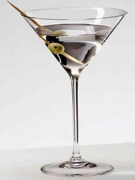 8 Martinigläser RIEDEL VINUM XL 6416/37 Cocktailgläser