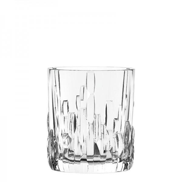 4 Whiskybecher, Tumbler SHU FA Nachtmann