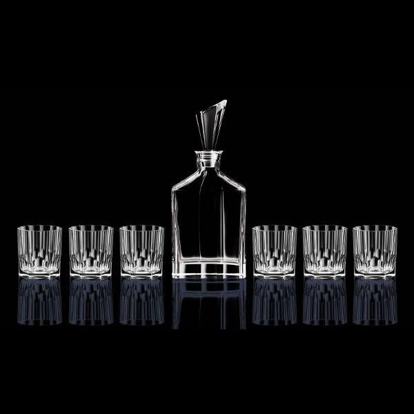 Whiskyset Aspen Nachtmann 7- teilig