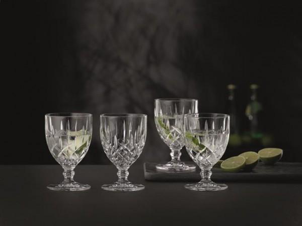 4er- Set Nachtmann Noblesse Kelchgläser, Wasserglas( klein)