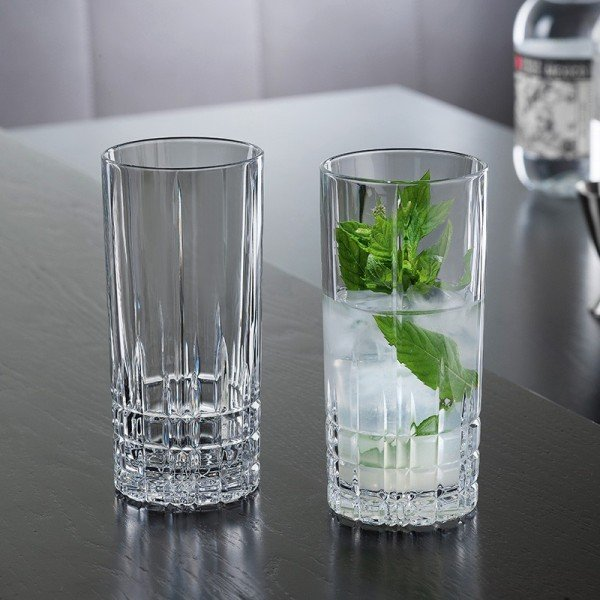 4 Longdrinkgläser Perfect Serve, Perfect Small Longrink Glass 4500172