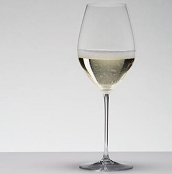 4 RIEDEL VERITAS Champagnergläser 6449/28