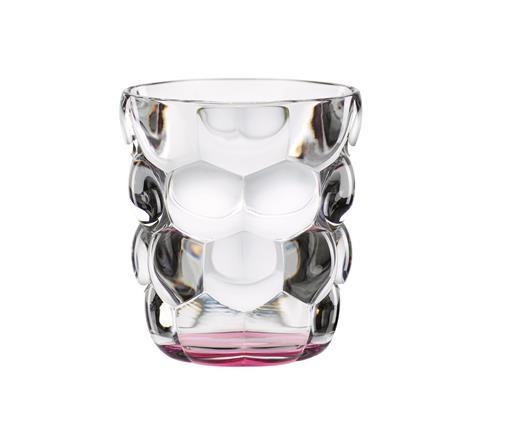2 Becher Serie Bubbles Pink von Nachtmann
