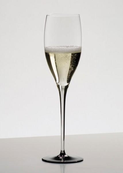 RIEDEL SOMMELIERS Black Tie Jahrgangs - Champagnerglas 4100/28