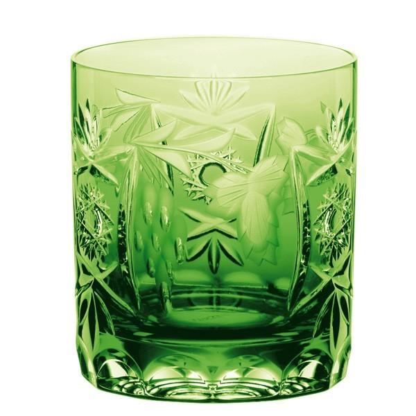 Whiskyglas Traube pur von Nachtmann, resedagrün