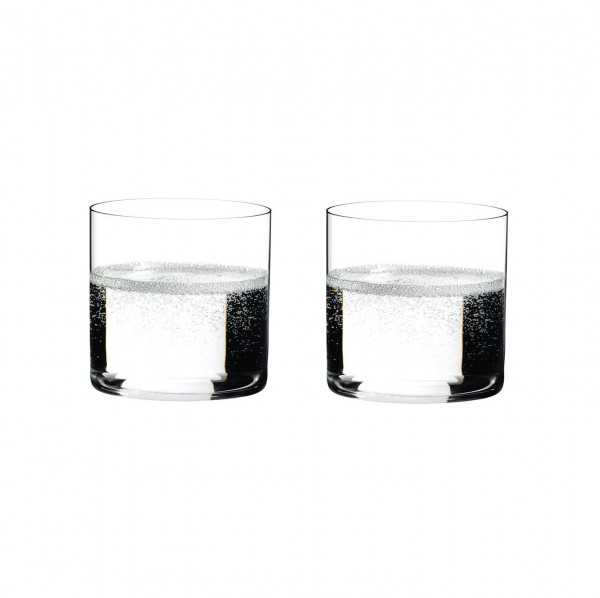 "Riedel ""O"" Wine Tumbler Wasserglas, 2er Set , 0414/01"